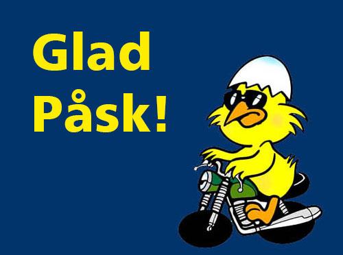 Glad Påsk! – Galtholmen MC